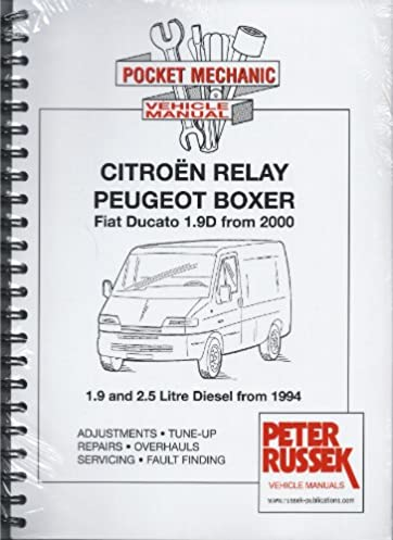 citroen relay peugeot boxer 1 9 2 5 diesel from 94 fiat ducato rh amazon co uk Fiat Ducato 2300 MJT Fiat Ducato Seats