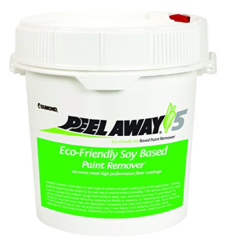 Soy Based Paint - Dumond Chemicals, Inc. 5005 Peel Away 5 Eco-Friendly Soy Based Paint Remover, 5 Gallon
