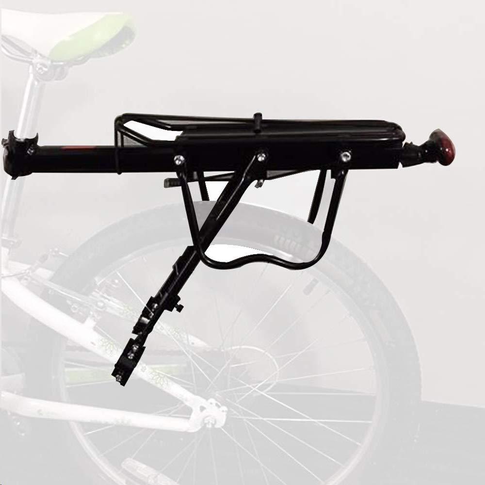 T-Former 自転車ツーリングキャリア リフレクターランプ付き 取り付け簡単 B07K1XYSSP リアバイクラック 115ポンド容量 自転車カーゴラック クイックリリース 調節可能な合金 自転車キャリア 115ポンド容量 取り付け簡単 ブラック B07K1XYSSP, ピストバイク BROTURES:ea608f67 --- loveszsator.hu