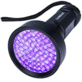 Black Light Flashlight UV Blacklight Flashlight,68 LED Ultraviolet Flashlight Professional Pet Urine Detector For Dog/Cat Urine,Pet Stains,Bed Bugs,Hunting Scorpions