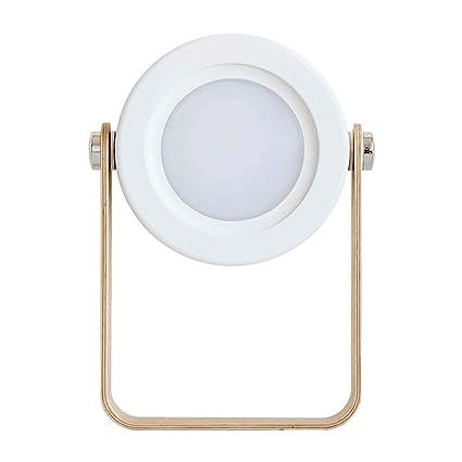 Amazon.com: Farol portátil USB carga dormitorio luz LED ...