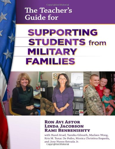 The Teacher's Guide for Supporting Students from Military Families
