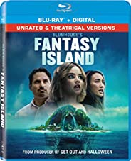 Blumhouse's Fantasy Island [Blu-