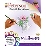 Peterson Field Guide Coloring Books: Wildflowers (Peterson Field Guide Color-In Books) by Frances Tenenbaum (2013-03-05)