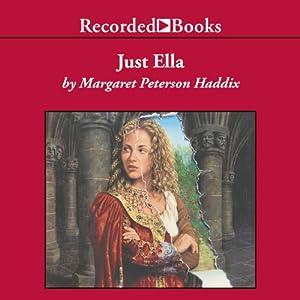 Just Ella Audiobook