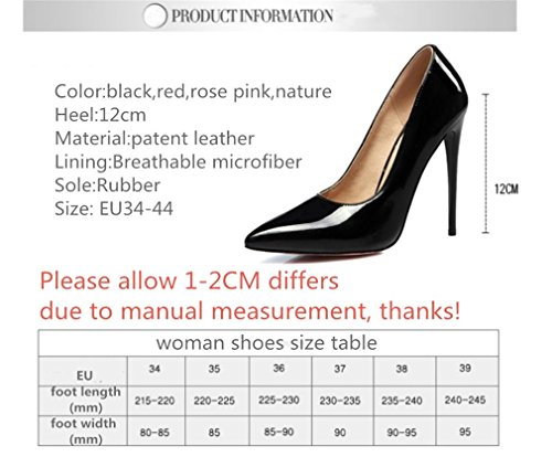A Punta Dancing Sandali Lucky Fashion Alti Multicolor eu41 Donna Aperta Da Season Sposa Stiletto Con Luxury Queen a Tacchi black Party Clover eu40 4 Scarpe Abiti xqwRnU0wpE