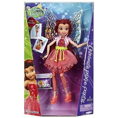 Disney Fairies Pixie Party Rosetta 9