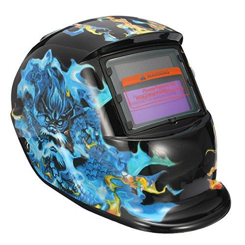 Solar Auto Darkening Welding Helmet Tig Mask Grinding Welders Masks