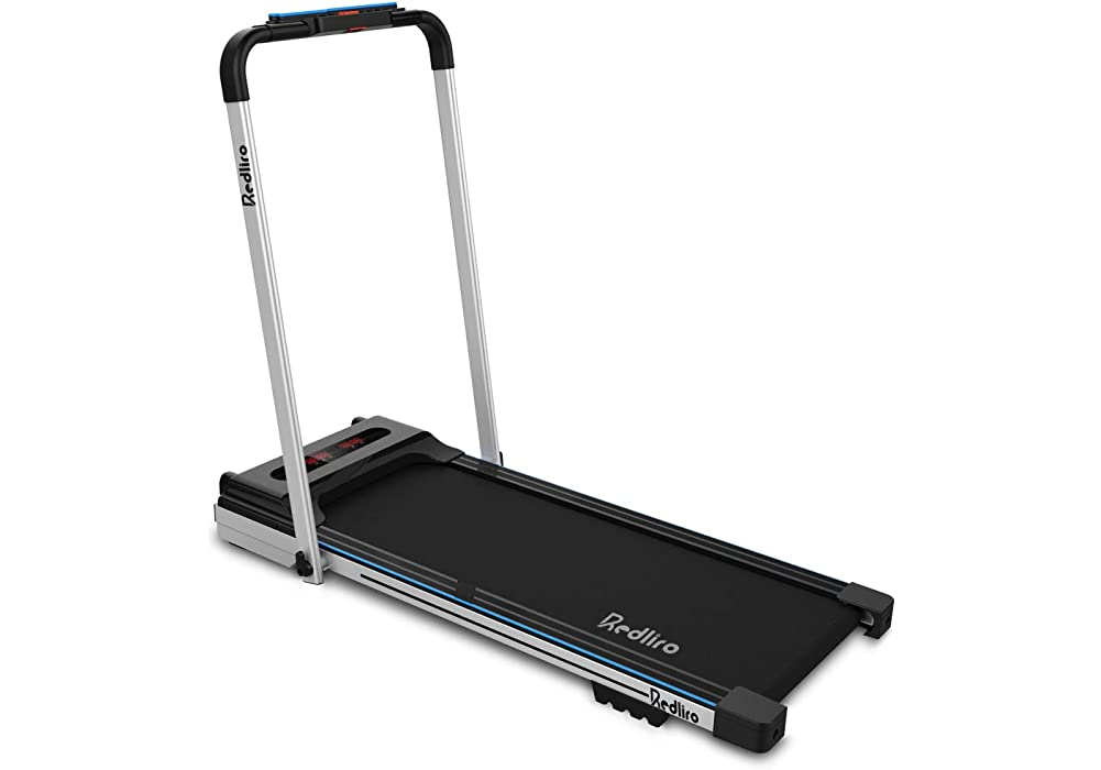 REDLIRO Under Desk Motorized Folding Treadmill