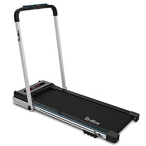 RedLiro 2 in 1 Folding Treadmill