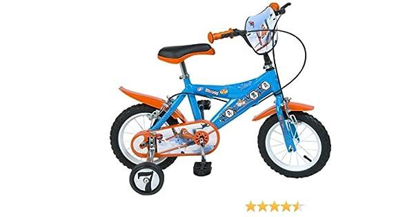 Planes - Bicicleta de 12