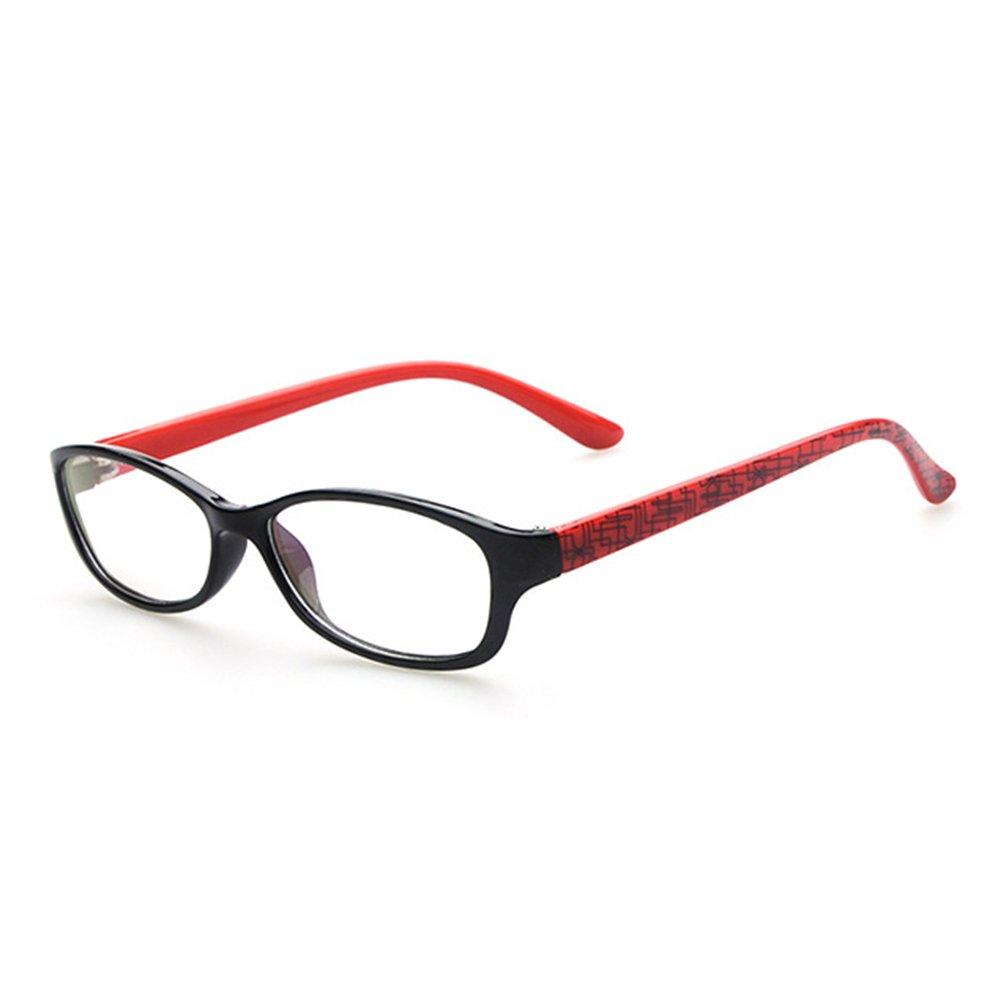 Mädchen Junge Brillen - Kunststoff Brillenfassung Transparente ...