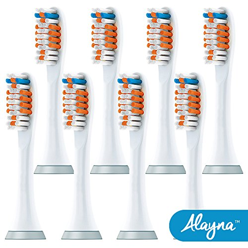 Price comparison product image Generic Philips Sonicare Electric Toothbrush Heads Powerup Replacement Brush Head - HX3013/64 – 8 Pack