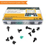 EZYKOO Push Bumper Fastener Rivet Clips with 18
