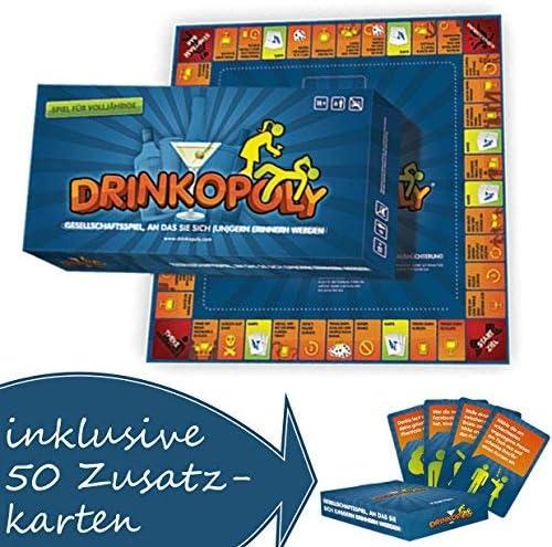 Drinkopoly Spiel