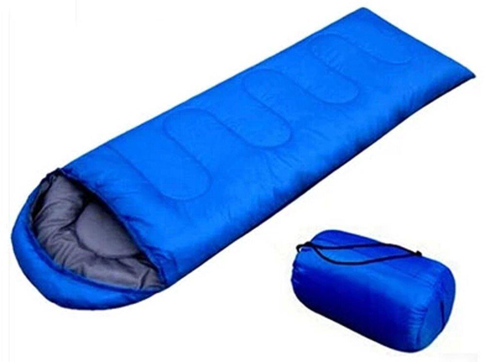 en plein air Sacs de couchage d'été Printemps enveloppe type de bureau Pause Déjeuner Bleu Blancho Bedding