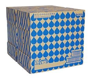 キリンのやわらか天然水 (2L×6本)×2箱