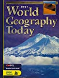 World Geography Today, Helgren, 0030509688