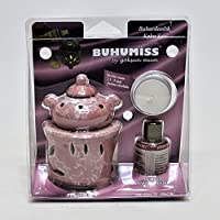 Buhumiss Buhurdanlık Set Pembe