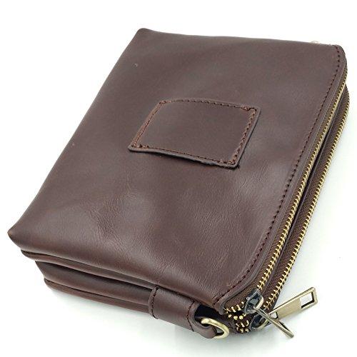 ToMill bolsos de negocios Crossbody bolsos de lujo diseñador de alta calidad ajustable correas de hombro de moda Joker Solid Casual Bolsa