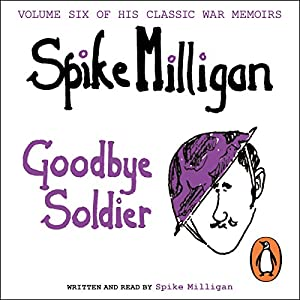 Goodbye Soldier Audiobook