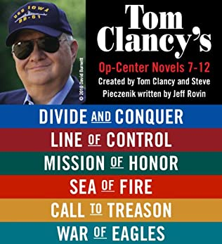 book cover of Tom Clancy\'s Op-Center Novels 7-12