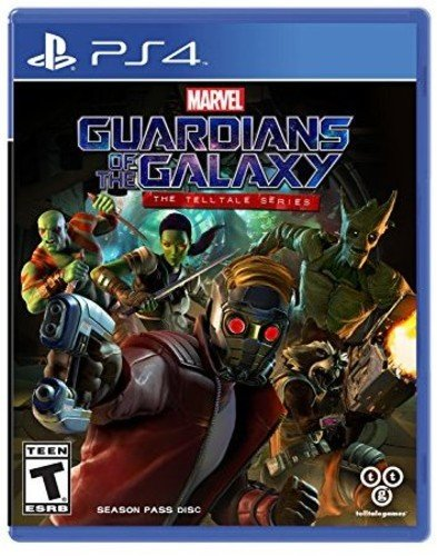 Marvel's Guardians of the Galaxy: The Telltale Series – PlayStation 4