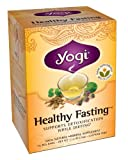 YOGI TEA,OG3,HEALTHY FASTING, 16 BAG