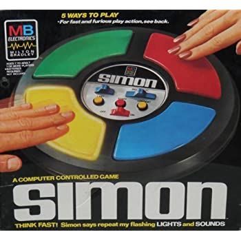 Simon by Milton Bradley