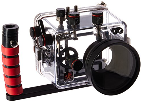 Ikelite Underwater Camera Housing, Clear (6146.02)