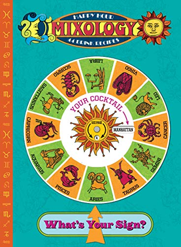 Mixology - Happy Hour Astrology Guide (Gift Books) by Chev Darling