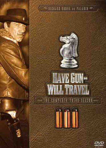 Have Gun - Will Travel: Season 3 Richard Boone Rafael Campos Lisa Montell Edward Colmans