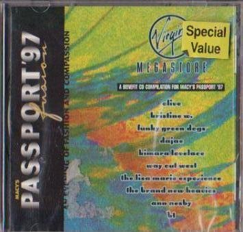 "Macy's Passport '97 ""Fusion"" - A Benefit CD Compilation Compilation"
