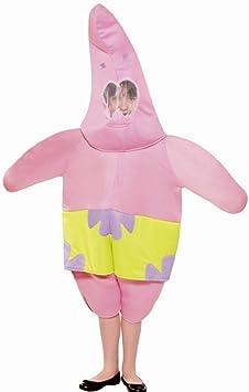 Smiffys - Disfraz de Bob esponja para niña, talla 6-8 años ...