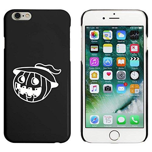 Noir 'Halloween Citrouille' étui / housse pour iPhone 6 & 6s (MC00087946)