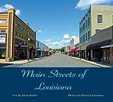 Main Streets of Louisiana, Anne Butler, 1935754122
