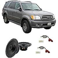 Fits Toyota Sequoia 2003-2007 Rear Door Factory Replacement Harmony HA-R65 Speakers New