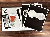 #4: Kenriko Tesla Model 3 Matte Black Console Wrap Kit