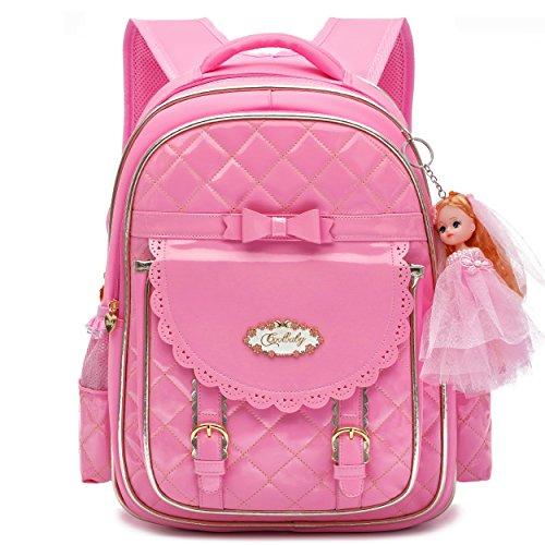 Cute Girl Book Bag - 6