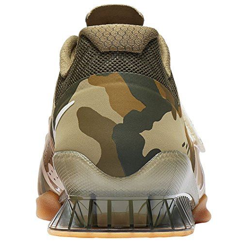 001 Basses Adulte Olive olive Sneakers Mixte Romaleos neutral Nike 3 Canvas Multicolore sail TqX7Pwt