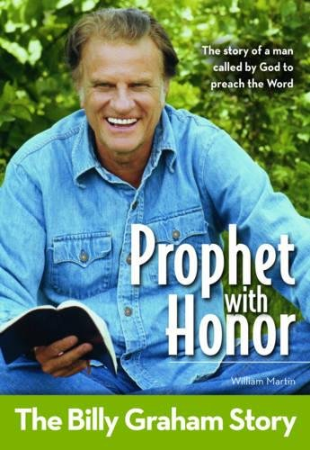 Price comparison product image Prophet With Honor, Kids Edition: The Billy Graham Story (ZonderKidz Biography)