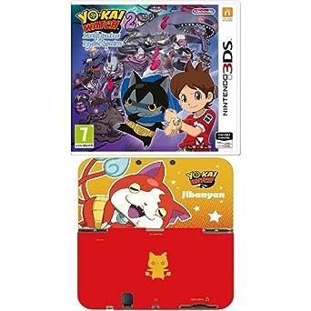 Yo-Kai Watch 2: Mentespectros + Hori - Carcasa Duraflexi Yo ...
