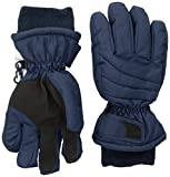 #2: N'Ice Caps Kids Bulky Thinsulate Waterproof Winter Snow Ski Glove With Ridges