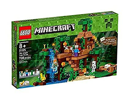 Schon LEGO Minecraft The Jungle Tree House, 21125