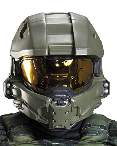 Master Chief Child Helmet (Masterchief Costume)