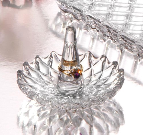 StudioSilversmiths Crystal Ring Holder