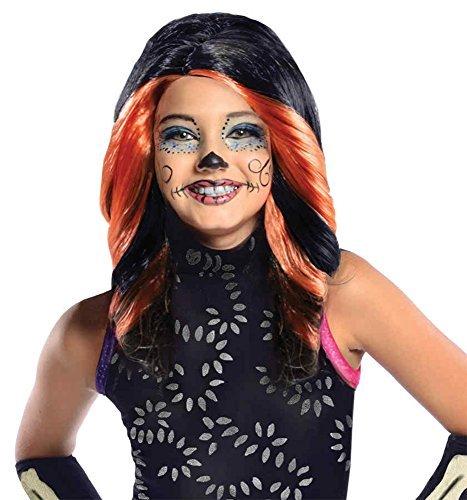 Skelita Calaveras Wig Costume Accessory -