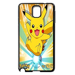 FOR Samsung Galaxy NOTE3 Case Cover -(DXJ PHONE CASE)-Cute Cartoon Pikachu-PATTERN 3