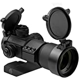 NcStar Tactical Red/Green/Blue Dot Sight with Cantilever Weaver Mount