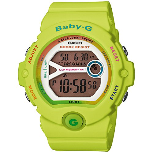 Womens Casio Baby G BG6903 3 Green